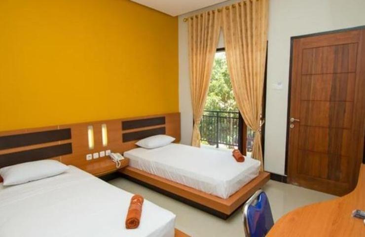 New Melati Hotel Kota Gorontalo - Room