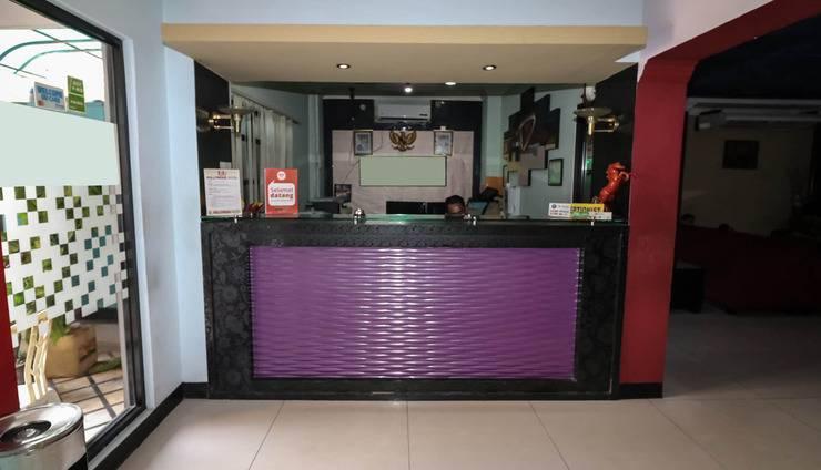 NIDA Rooms Taman Sari Kota Bus Station Jakarta - Resepsionis