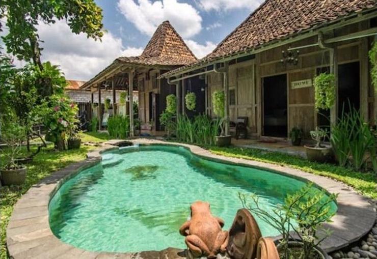 Omah Lila Homestay by The Grand Java Yogyakarta - Pool