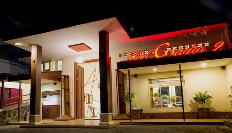 Alamat Harga Kamar Hotel Gradia 2 - Malang