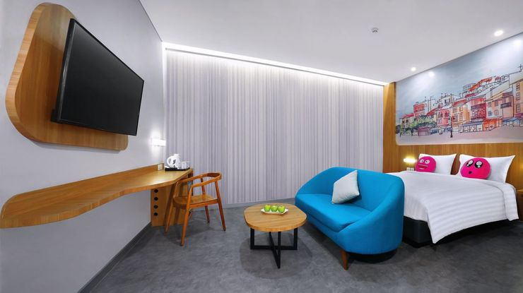 favehotel Prabumulih Prabumulih - room