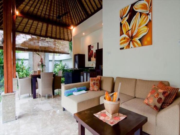 Ellora Villas Bali - Interior