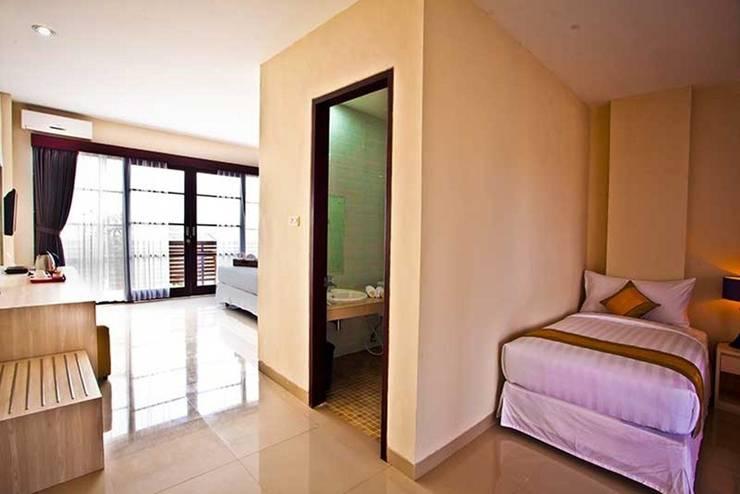 Anumana Bay View Bali - Kamar Deluxe Studio Triple