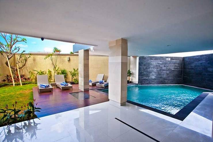 Anumana Bay View Bali - Kolam Renang