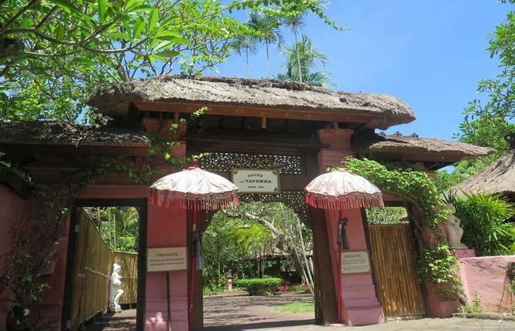 La Taverna Suites Denpasar - Exterior