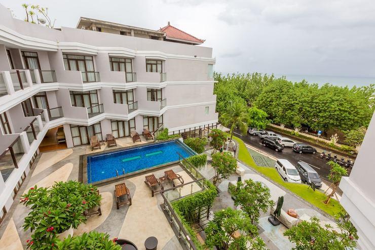 Wyndham Garden Kuta Beach Bali Bali - Aerial View