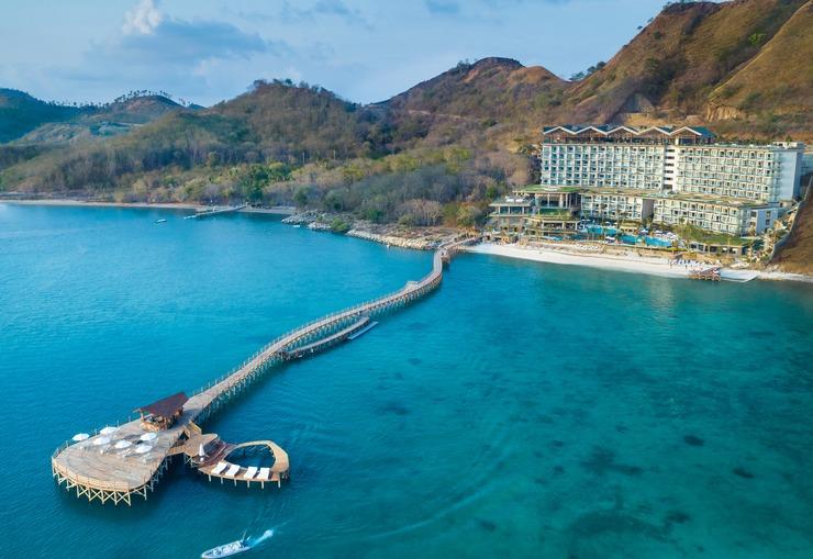 AYANA Komodo Resort, Waecicu Beach - AYANA Komodo Main View