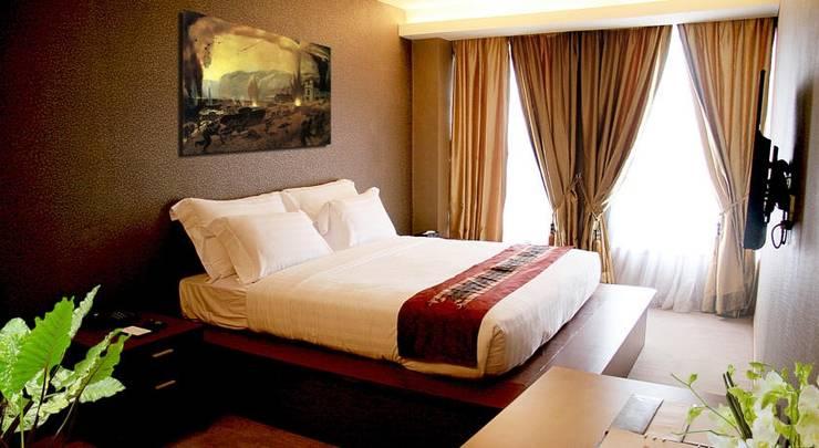 Lion Hotel & Plaza Manado - Kamar Tamu