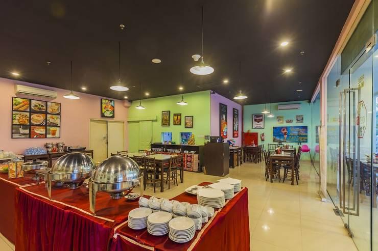 Red Planet Pekanbaru - Restaurant