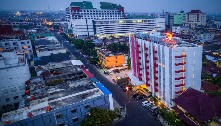 Harga Hotel Red Planet Pekanbaru (Pekanbaru)