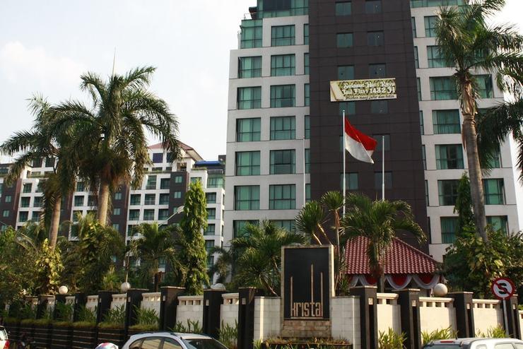 Kristal Hotel Jakarta Jakarta - Front of Property