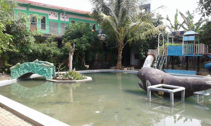 DW Hotel Malang - Pool