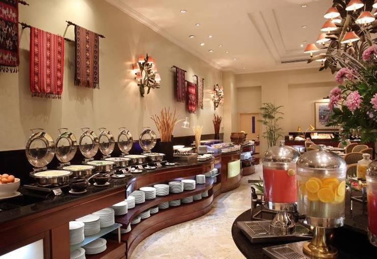 Aryaduta Lippo Village Tangerang - Restaurant