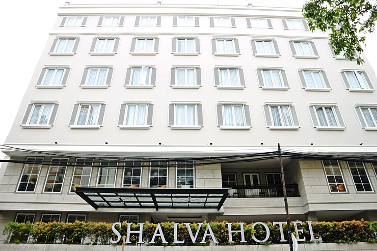 Hotel Shalva Jakarta Jakarta - Exterior