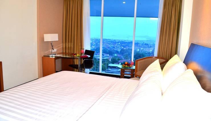 Emersia Hotel Lampung - Executive City Room