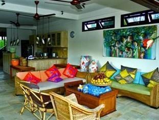 Kumala Beach Villa Bali - Lobi