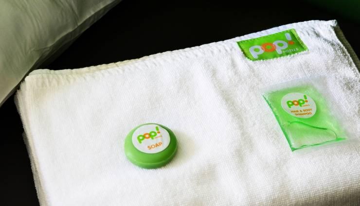 POP! Hotel Malioboro Jogja - Bathroom Amenities