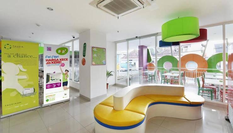 POP! Hotel Malioboro Jogja - Interior
