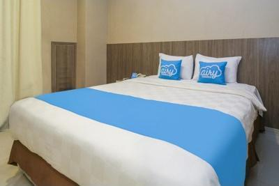 Airy Rappocini Hertasning 63 Makassar - Deluxe Double