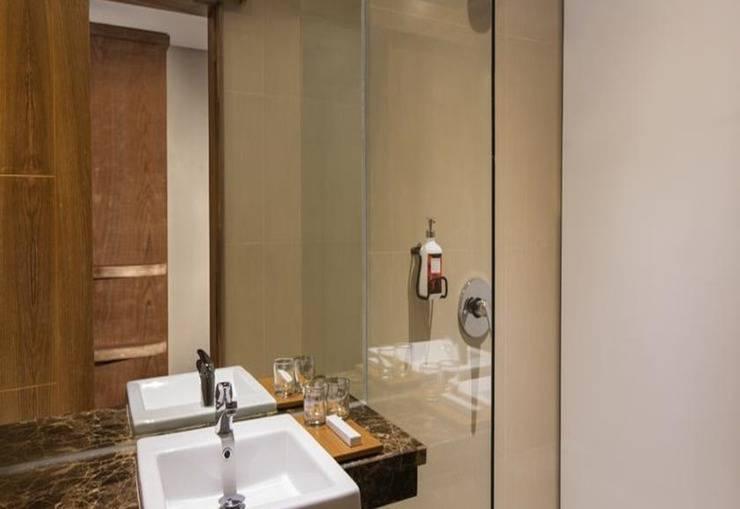Yellow Star Gejayan Hotel Yogyakarta - Kamar mandi