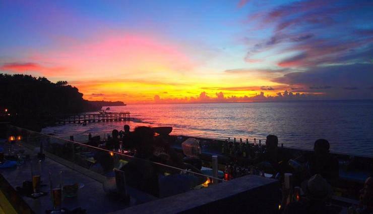 Ayana Residences Jasmine 3A Bali - Pemandangan