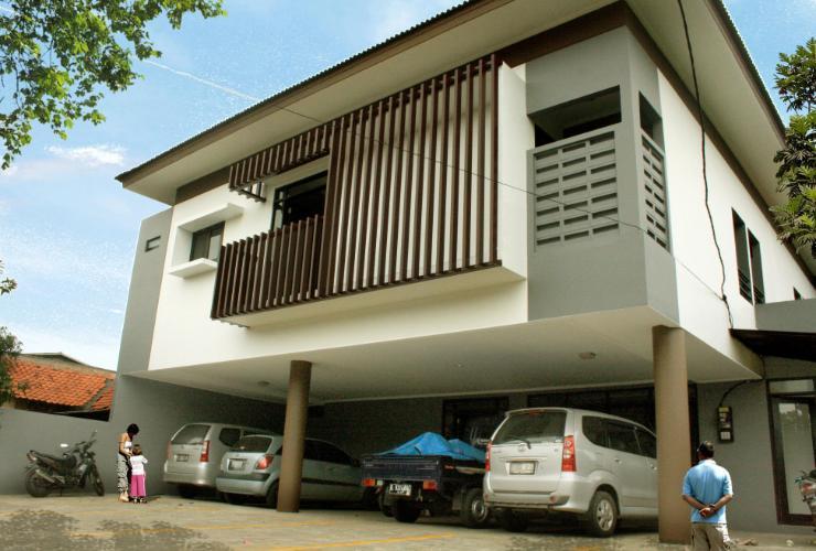 GPresiden Tangerang Selatan - Facade