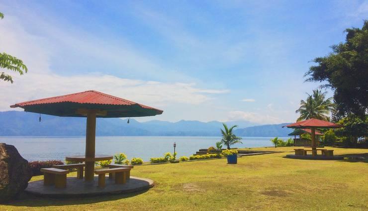 Marroan Hotel Danau Toba - Pemandangan Danau