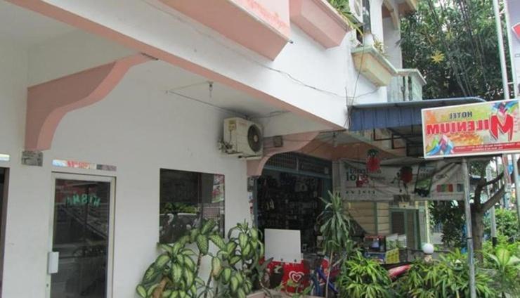 Hotel Milenium Karimun - Facade