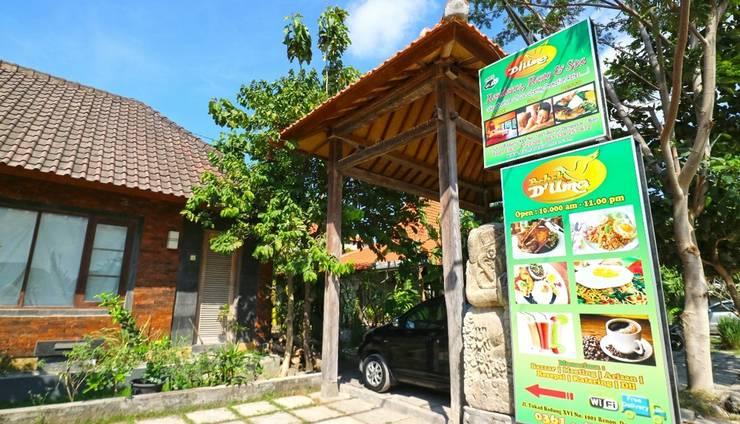 D'uma Residence Hotel Bali - Entrance