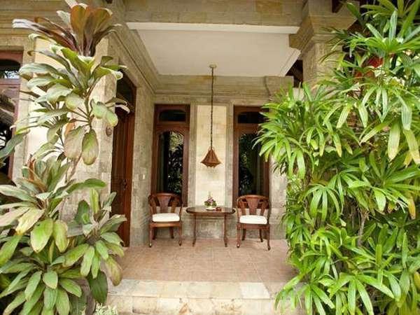 Tamu Kami Hotel Bali - Balkon/Teras