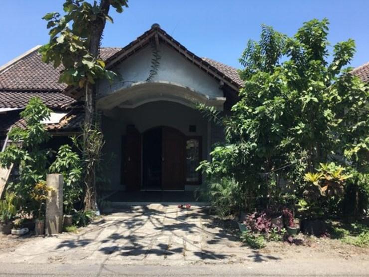 Pak Pur Homestay Yogyakarta - Exterior