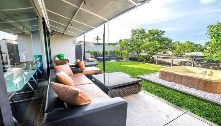 Cozy Bobo Hostel Bali - Facilities