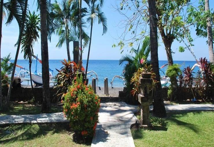 Alamat Review Hotel Coral View Villas - Bali