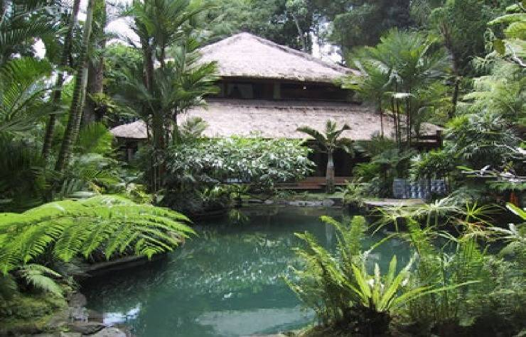 Alamat Puri Bayu Villa Kedewatan - Bali