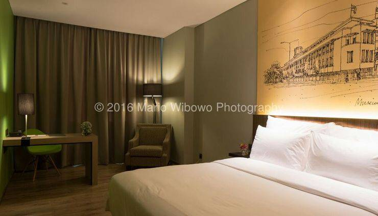 AONE Hotel Jakarta - guest room