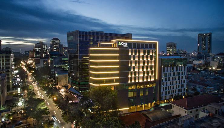 AONE Hotel Jakarta - exterior