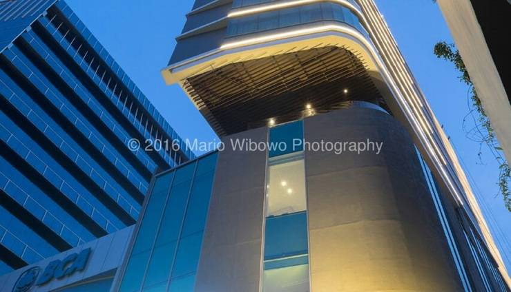 AONE Hotel Jakarta - Eksterior