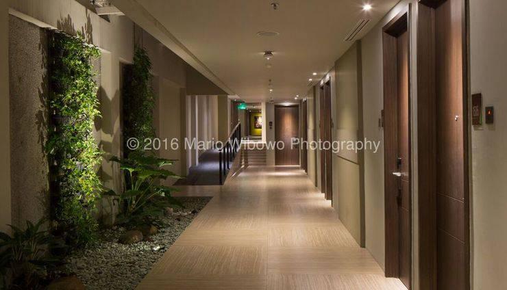 AONE Hotel Jakarta - lorong