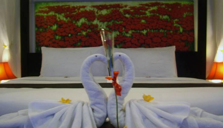 Amor Bali Villas   - honeymoon room