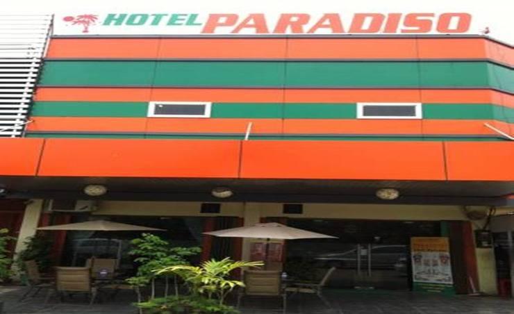 Hotel Paradiso Makassar - Eksterior
