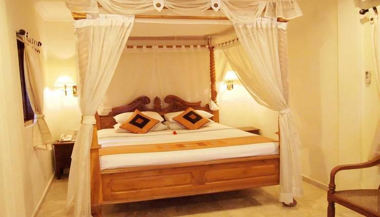 Puri Dewa Bharata Hotel & Villas Bali - Vila lantai bawah