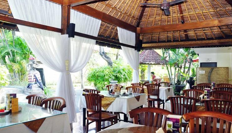 Puri Dewa Bharata Hotel & Villas Bali - Saraswati Restaurant