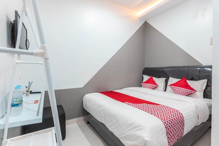 OYO 1070 Kuningan Residence Jakarta - Bedroom