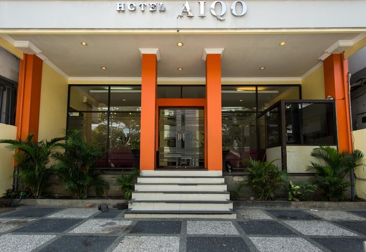 Aiqo Hotel Balikpapan - Exterior