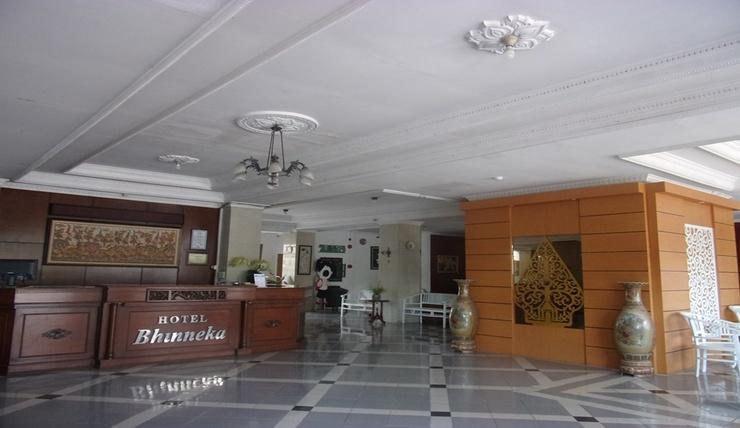 Hotel Bhinneka Malioboro Yogyakarta - Lobby