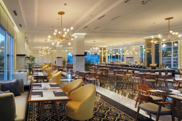 Horison Ciledug Jakarta - Restoran Santan