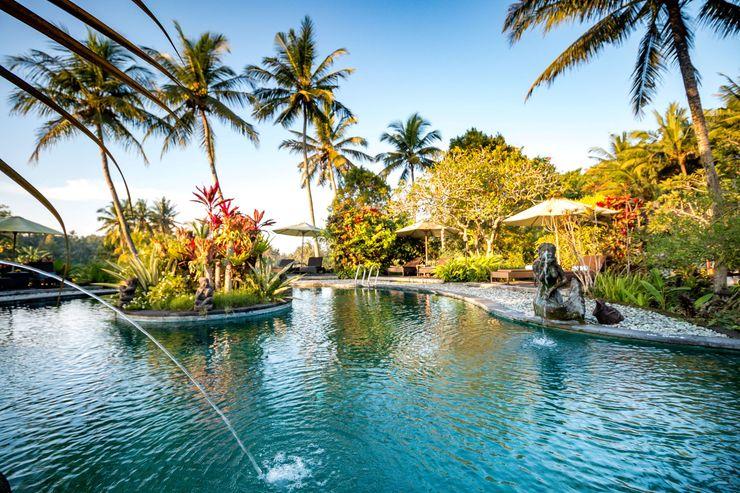 Villa Taman Di Blayu Bali - pool