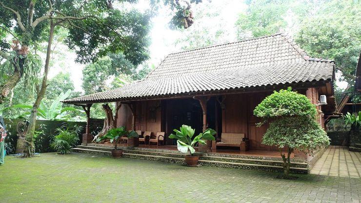Villa Karang Kedempel Bandungan By Simply Homy Semarang - Exterior