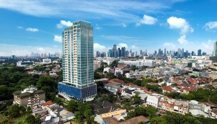 Oakwood Suites La Maison Jakarta Jakarta - Exterior