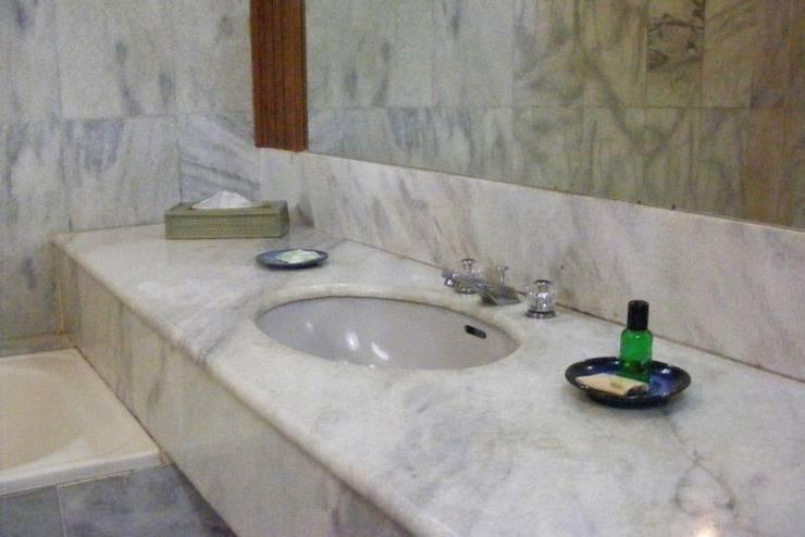 Puri Padi Ubud - Kamar mandi